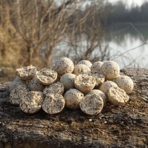 bouillettes white pellets